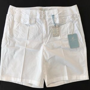 NWT Cabela's Caribbean Joe Shorts Stretch Size 12